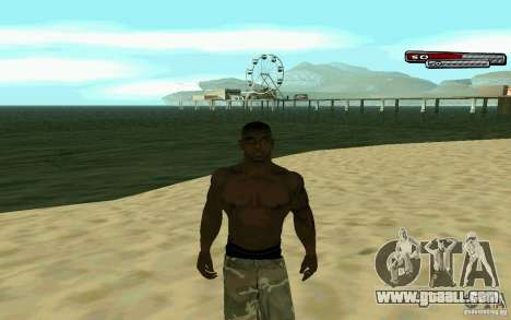 James Woods HD Skin for GTA San Andreas
