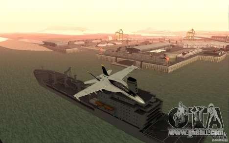 CSG-11 for GTA San Andreas third screenshot