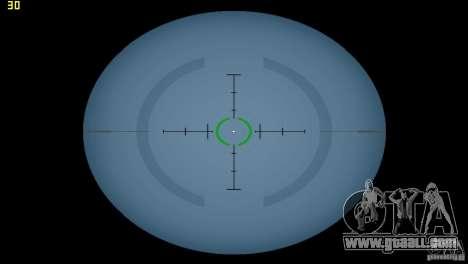 Optical sight of GTA 5 for GTA Vice City