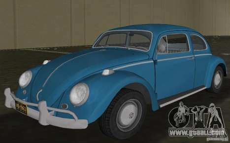 Volkswagen Beetle 1963 for GTA Vice City