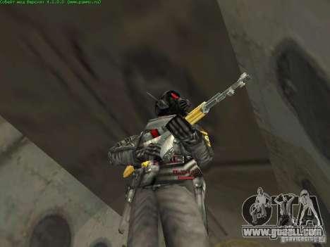 MI-8 MTV for GTA San Andreas upper view