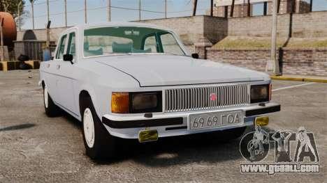 Gaz-3102 v2 for GTA 4