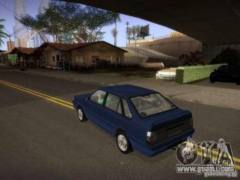 Daewoo-FSO Polonez Atu Plus 1.6 for GTA San Andreas back left view