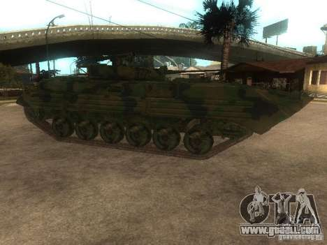 BMP-2 in COD MW2 for GTA San Andreas left view
