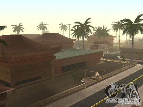 New Chinatown for GTA San Andreas second screenshot