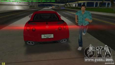 Tommy HQ Model for GTA Vice City second screenshot