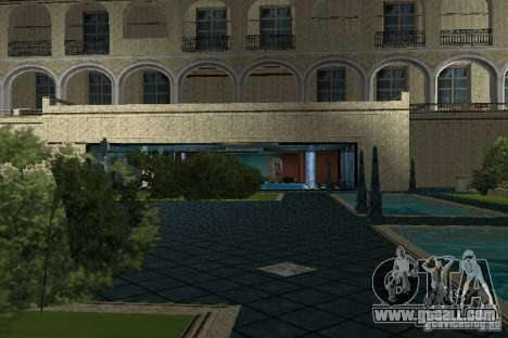 New Mansion for GTA Vice City fifth screenshot