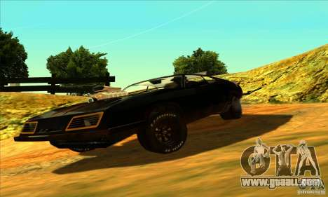 Ford Falcon 351 GT (XB) for GTA San Andreas