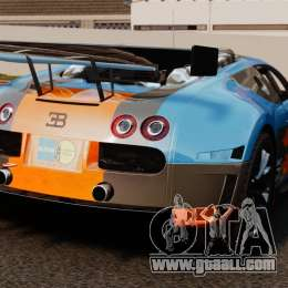 bugatti veyron 16 4 body kit final for gta 4. Black Bedroom Furniture Sets. Home Design Ideas
