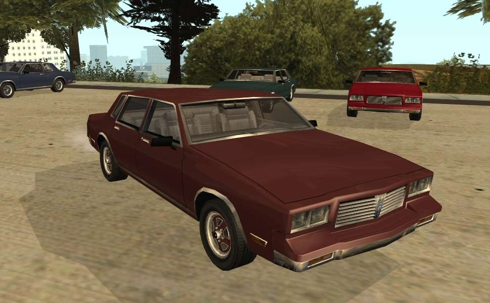 What Is The Best Car In Gta San Andreas