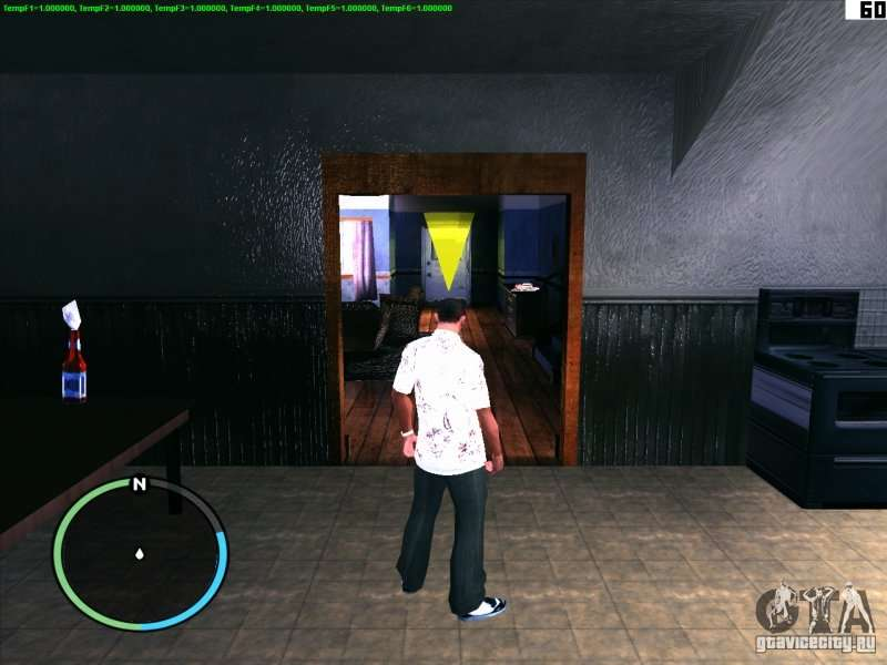 FPS De-Limiter CLEO for GTA San Andreas