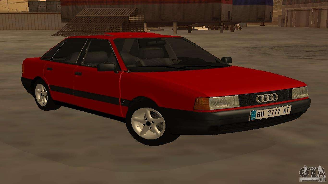 audi 80 b3 v2 0 for gta san andreas. Black Bedroom Furniture Sets. Home Design Ideas