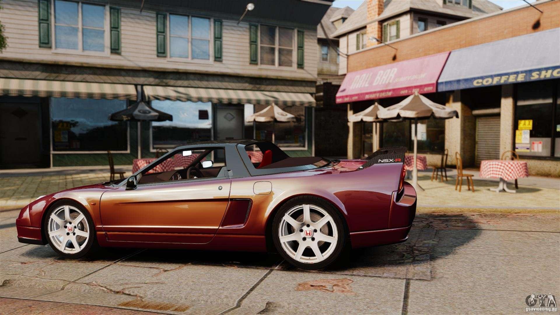 Honda Nsx R Na2 2005 For Gta 4