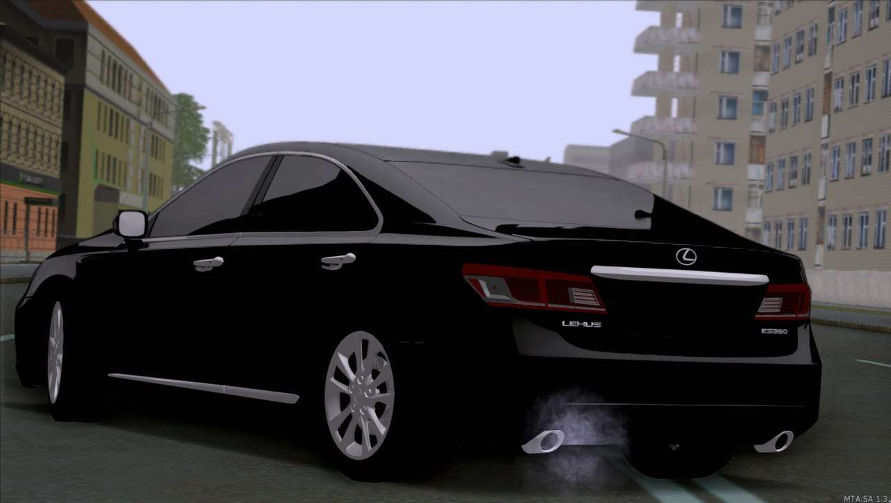 Lexus ES350 For GTA San Andreas
