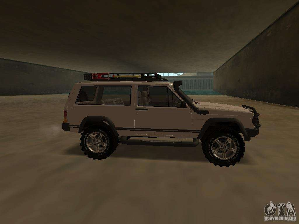 jeep cherokee sport for gta san andreas. Black Bedroom Furniture Sets. Home Design Ideas