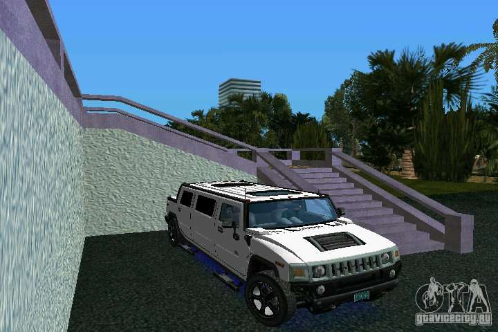 Limusina Cadillac Gta Vice City – Automoviles