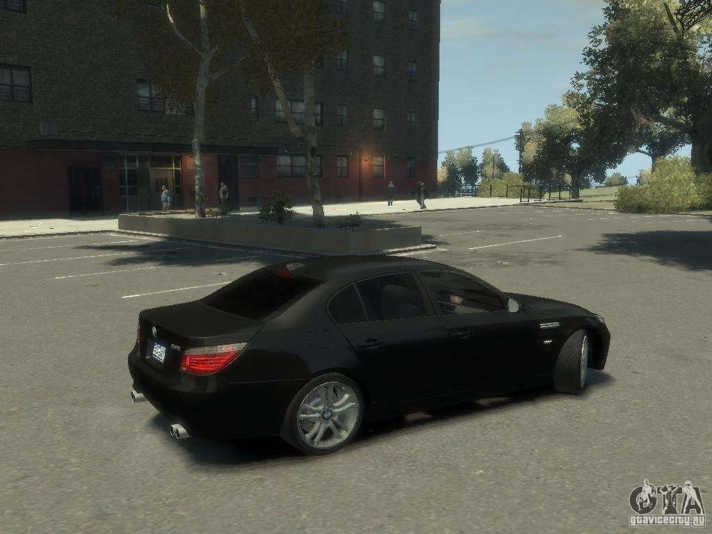 Bmw E39 M5 >> BMW M5 E60 for GTA 4