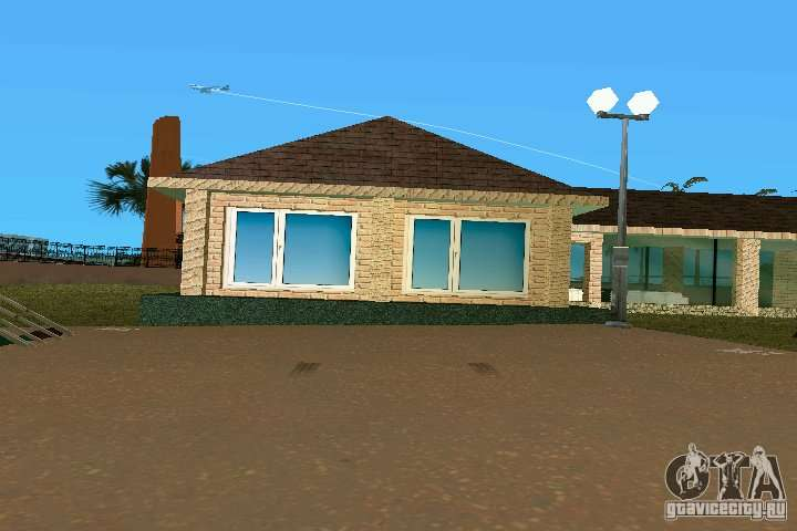 Exclusive House Mod for GTA Vice City