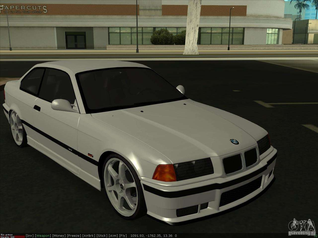 bmw m3 e36 for gta san andreas. Black Bedroom Furniture Sets. Home Design Ideas