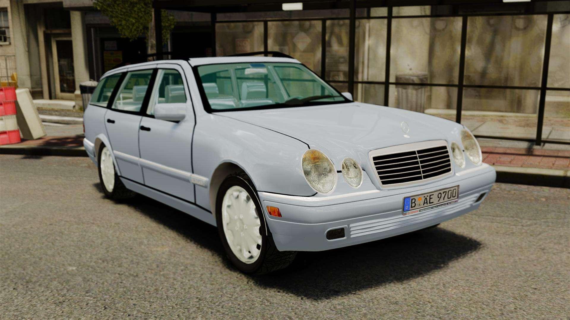 26814 Mercedes Benz W210 Wagon additionally  on 26814 mercedes benz w210 wagon