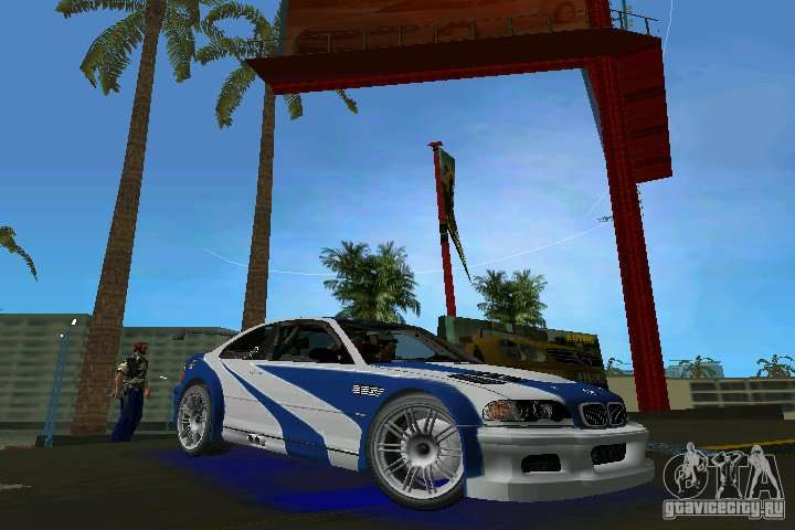 Download bmw gta vice city
