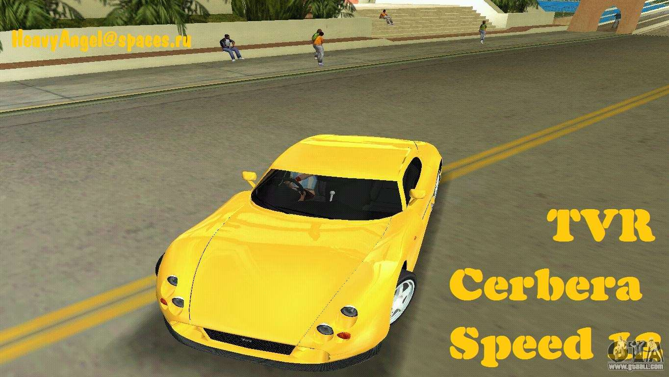 Gta vice city infernus speed mod download