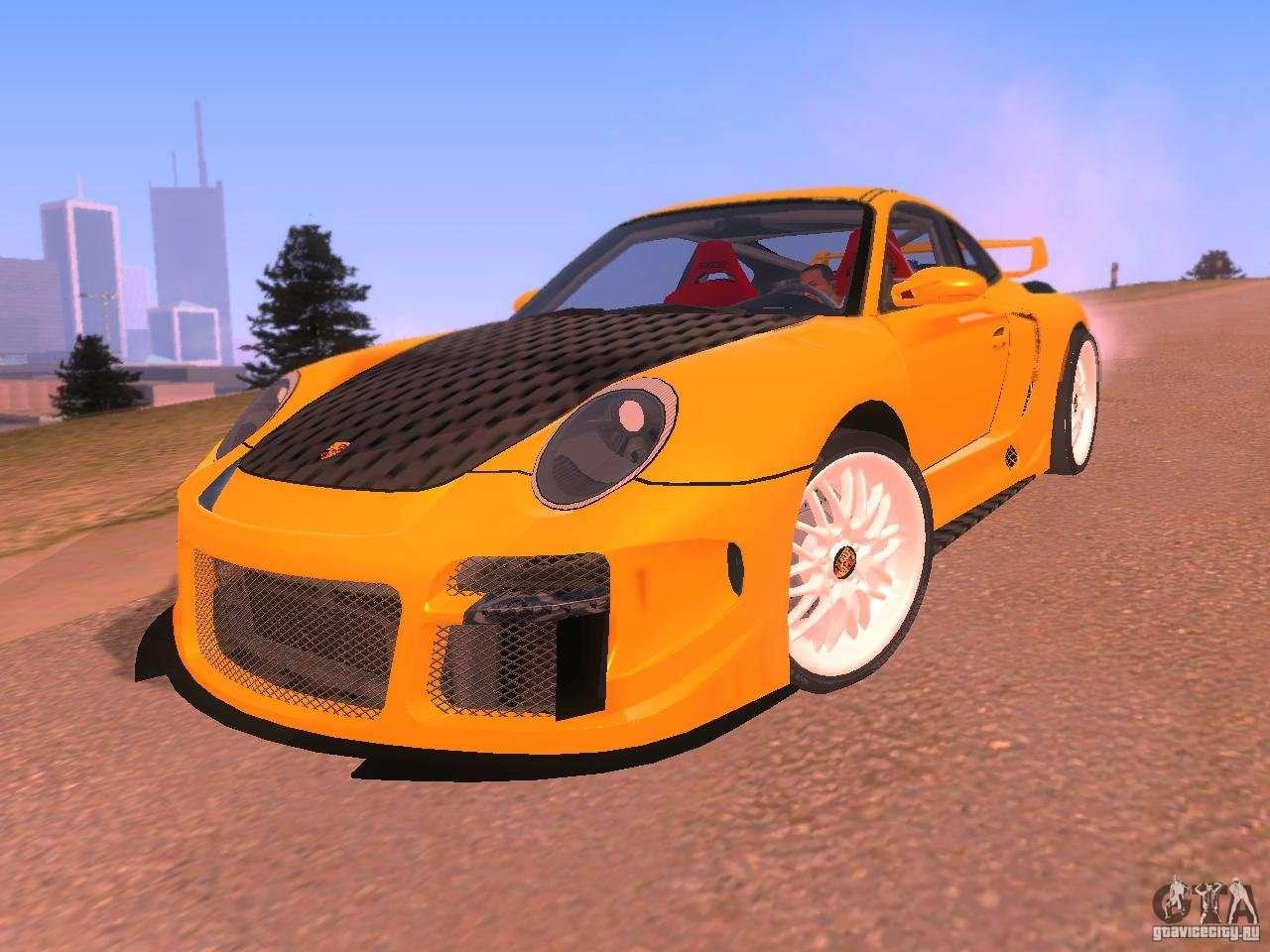 Porsche 911 Turbo Tuning For Gta San Andreas