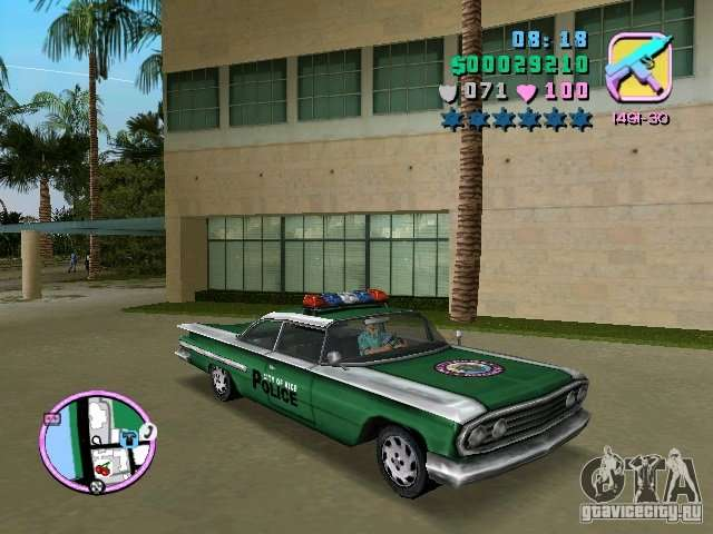 Mr Whoopee Car In Gta Vice City