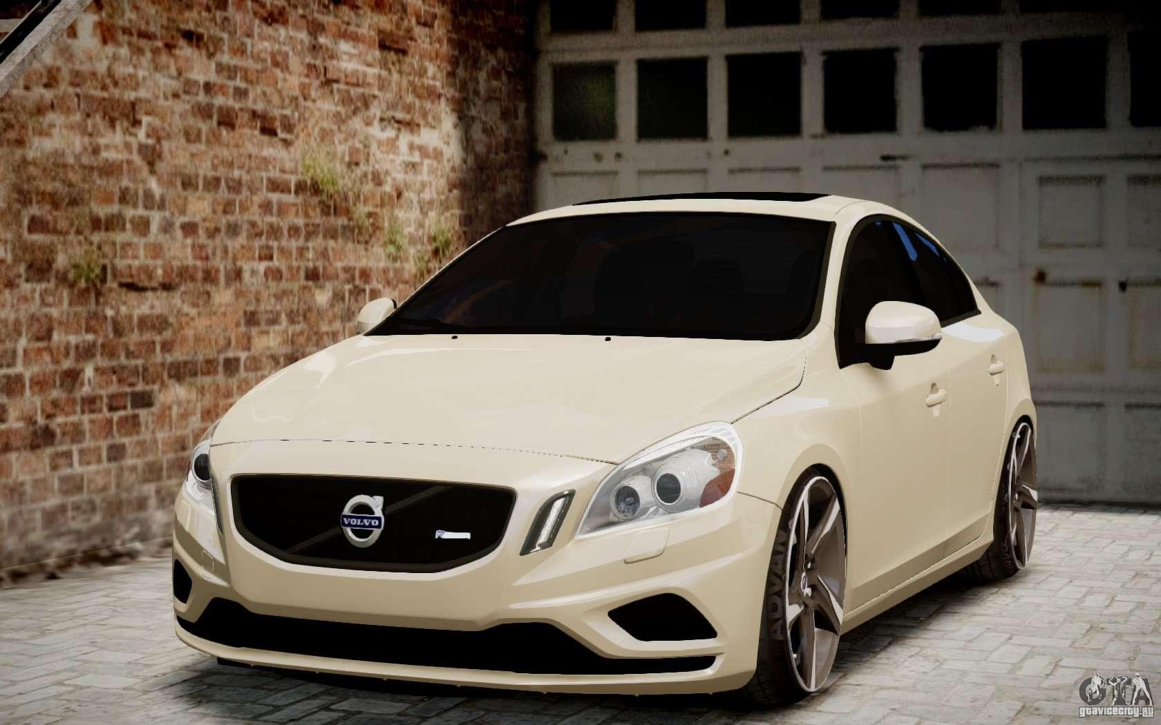 Volvo S60 R-Design 2011 for GTA 4