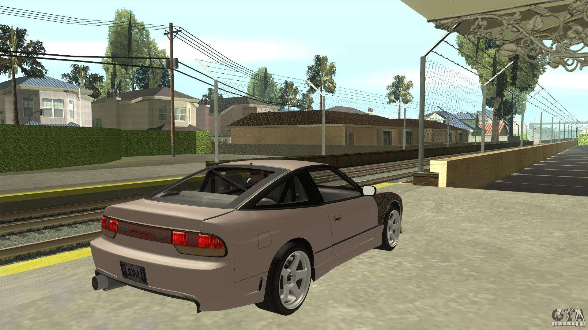 Nissan 240sx S13 Jdm For Gta San Andreas