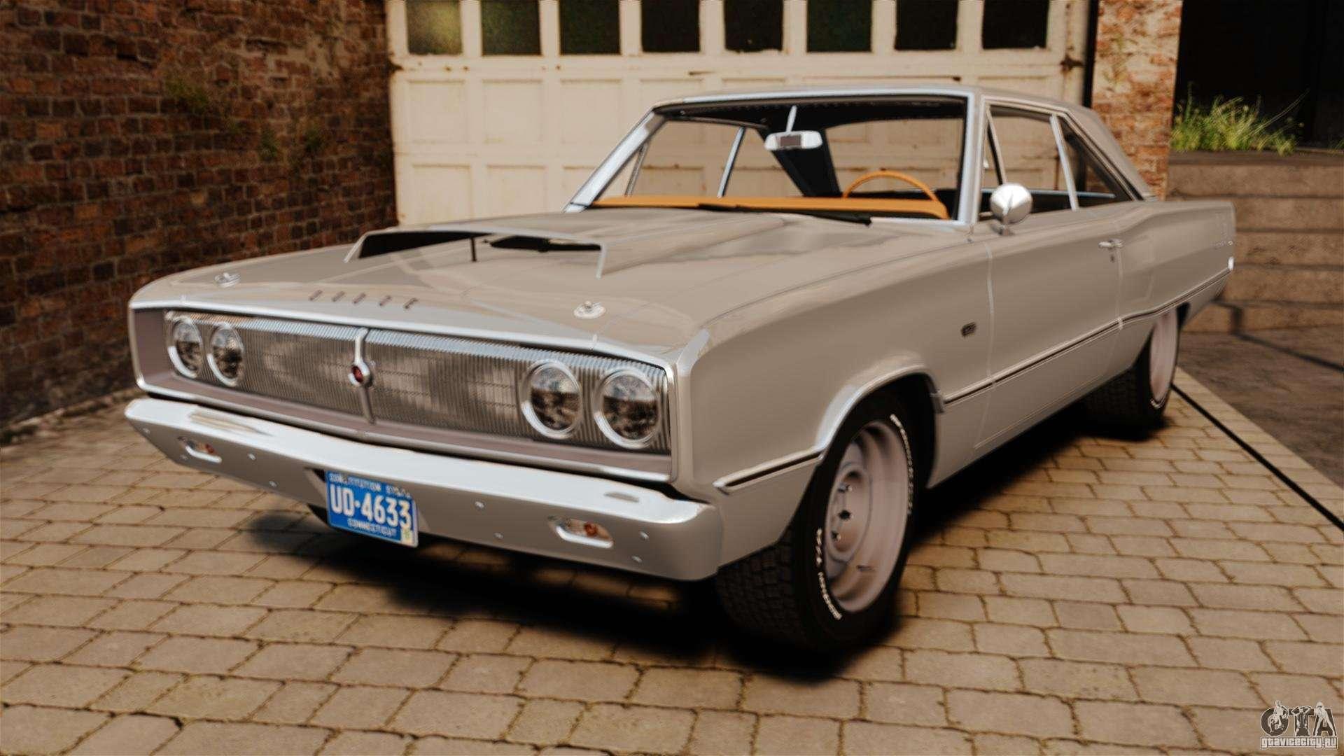Dodge Coronet 1967 For Gta 4