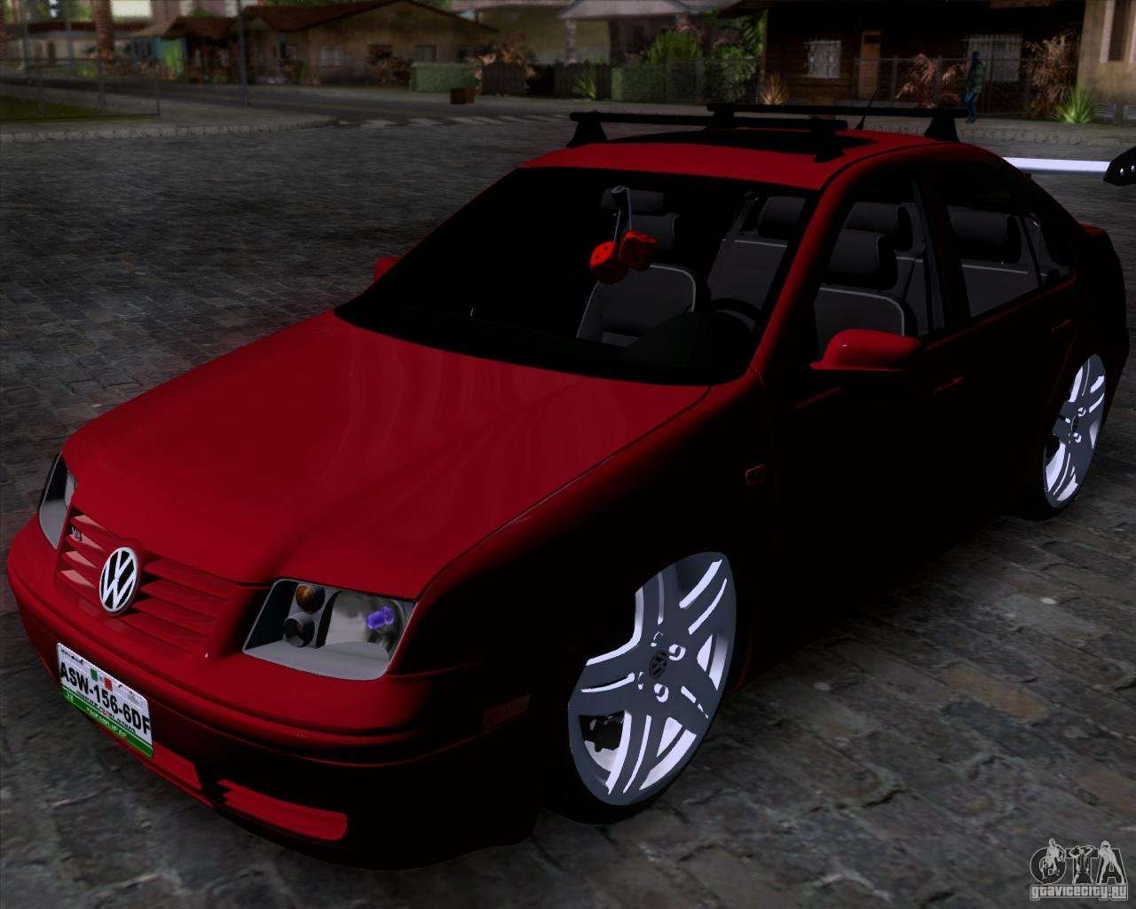 Volkswagen Jetta 2005 for GTA San Andreas