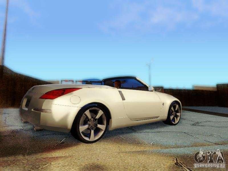 Gta 5 Nissan 350z Nissan 350z Cabrio For Gta San