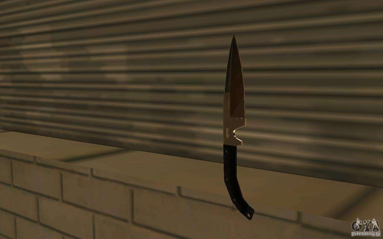 Gta San Andreas Knife New Knife For Gta San Andreas