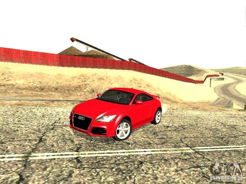 Audi TT-RS Coupe 2011 v.2.0 for GTA San Andreas