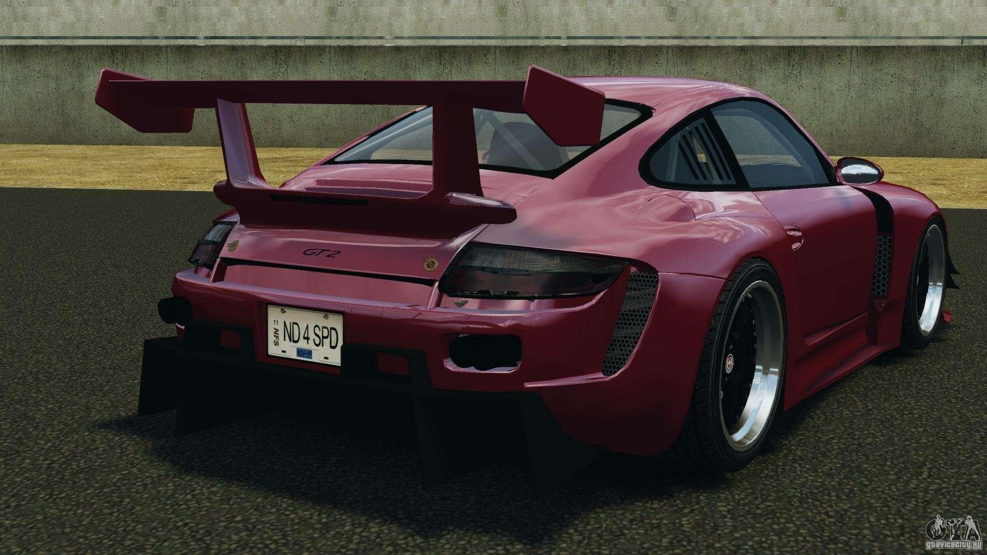 27565-1357254274-GTAIV2013-01-0402-34-39-63 Stunning Porsche 911 Gt2 Body Kit Cars Trend