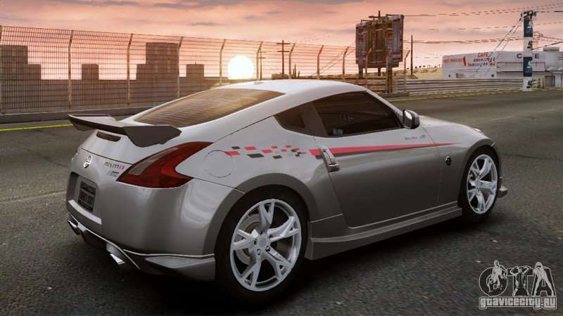 nissan 370z nismo s tune for gta 4. Black Bedroom Furniture Sets. Home Design Ideas