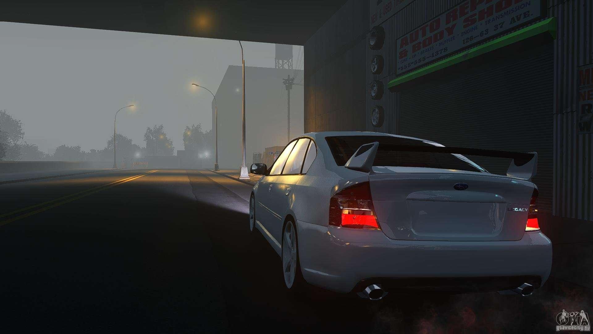 PhotoRealistic ENB V 2 Mid End PCs for GTA 4