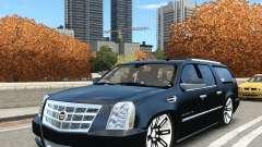 Cadillac Escalade ESV 2012 DUB