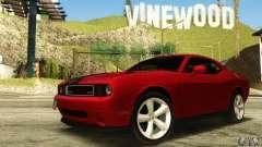 Dodge Challenger SRT-8 for GTA San Andreas