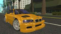 BMW M3 GTR of NFS Most Wanted for GTA San Andreas