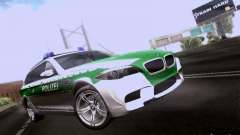 BMW M5 Touring Polizei