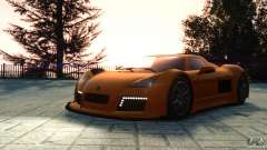 Gumpert Apollo Sport 2011 v2.0 for GTA 4