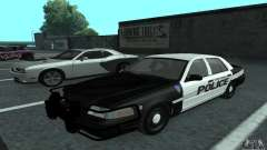Ford Crown Victoria 2009 Slicktop for GTA San Andreas
