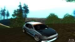 Peugeot 206 Tuning