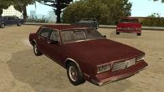 Eon Tahoma for GTA San Andreas
