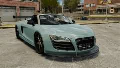 Audi R8 Spider Body Kit