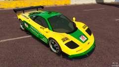 McLaren F1 for GTA 4