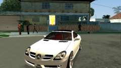 Mercedes Benz SLK 300 for GTA San Andreas
