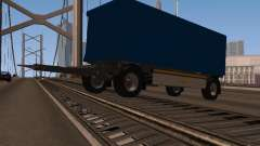 Trailer for MAN TGA 28430 PALIFT